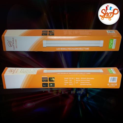 LED MOBILE RECHAGREABLE TUBE – RE1540